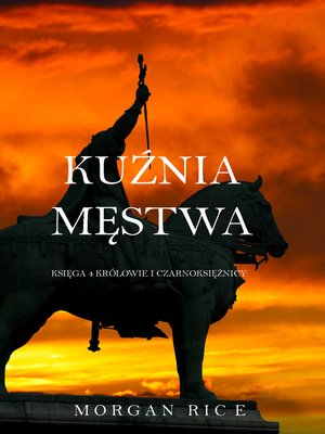 cover image of Kuźnia Męstwa