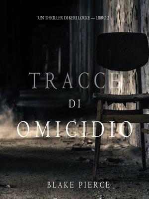cover image of Tracce di Omicidio