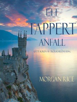 cover image of Ett Tappert Anfall