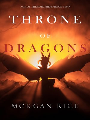 cover image of Throne of Dragons