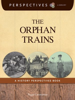 cover image of The Orphan Trains