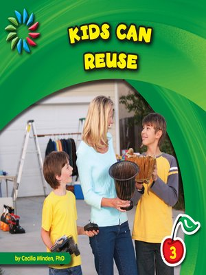 cover image of Kids Can Reuse