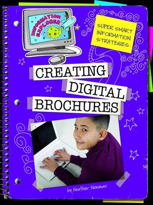 cover image of Creating Digital Brochures