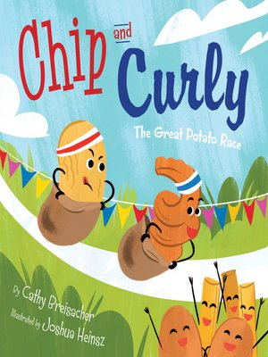 cover image of Chip and Curly