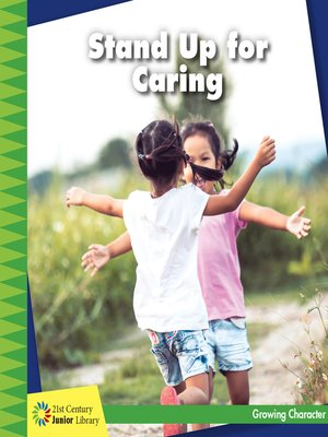 cover image of Stand Up for Caring