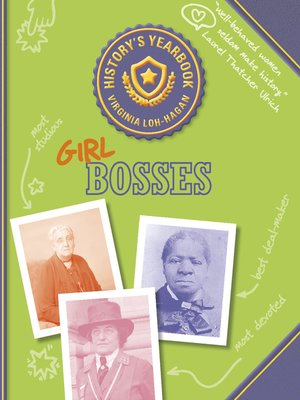 cover image of Girl Bosses