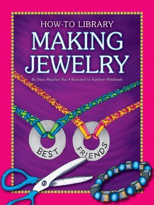 cover image of Making Jewelry