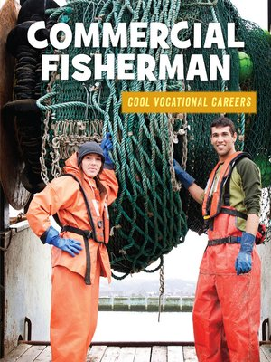 cover image of Commercial Fisherman
