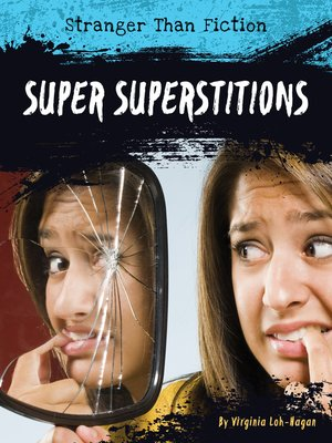 cover image of Super Superstitions
