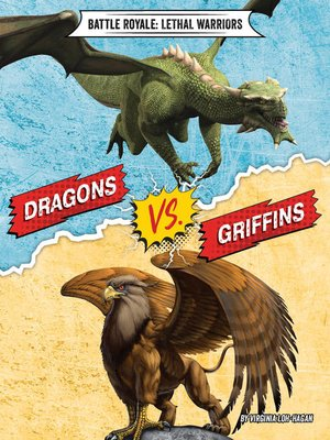 cover image of Dragons vs. Griffins