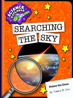 cover image of Searching the Sky