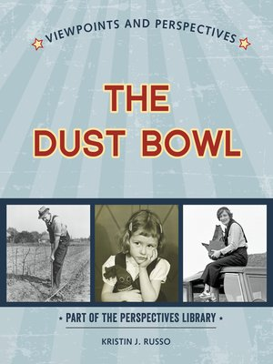 cover image of Viewpoints on the Dust Bowl