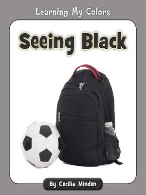 cover image of Seeing Black