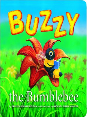cover image of Buzzy the Bumblebee