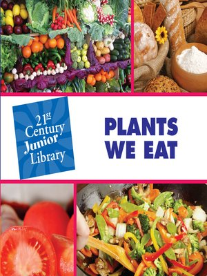 cover image of Plants We Eat