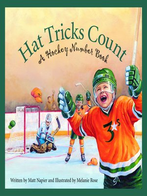 cover image of Hat Tricks Count