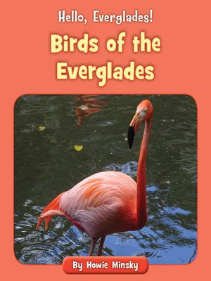 cover image of Birds of the Everglades