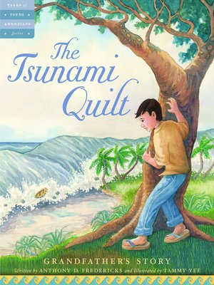cover image of The Tsunami Quilt