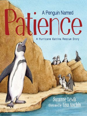 cover image of A Penguin Named Patience