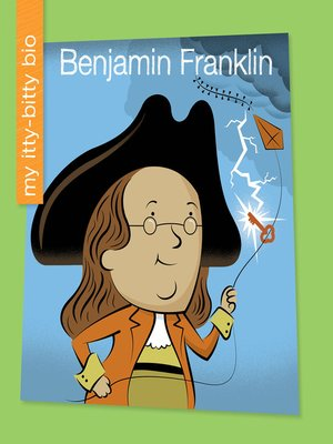 cover image of Benjamin Franklin
