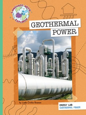 cover image of Geothermal Power