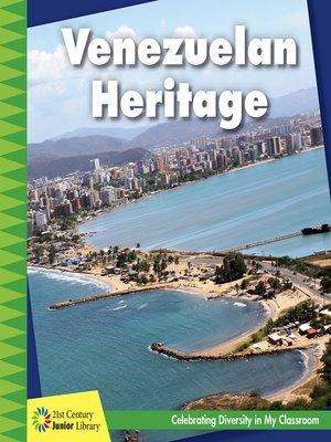cover image of Venezuelan Heritage