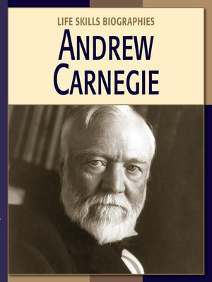 autobiography of andrew carnegie pdf