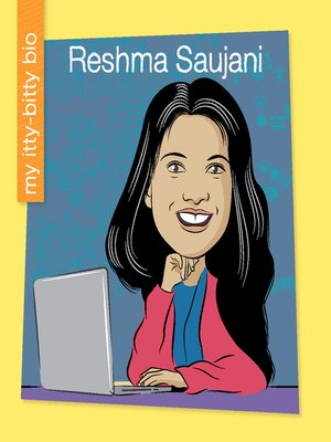 cover image of Reshma Saujani