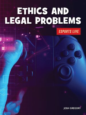 cover image of Ethics and Legal Problems