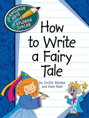 cover image of How to Write a Fairy Tale