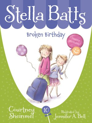 cover image of Broken Birthday