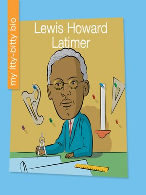 cover image of Lewis Howard Latimer