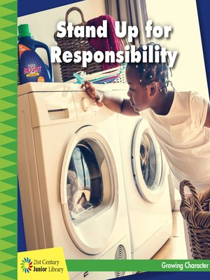 cover image of Stand Up for Responsibility