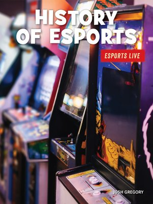 cover image of History of Esports