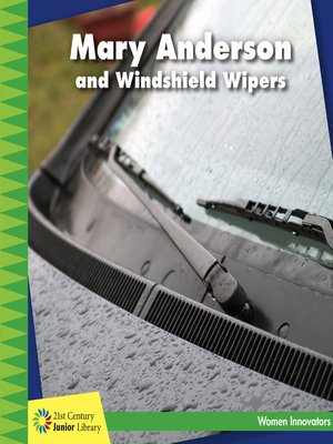 cover image of Mary Anderson and Windshield Wipers