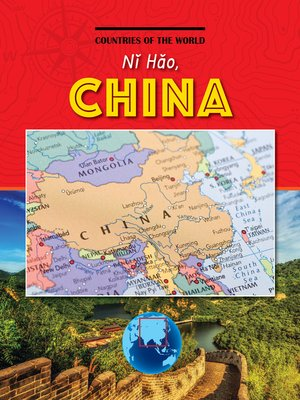 cover image of Nǐ Hǎo, China