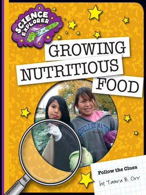 cover image of Growing Nutritious Food