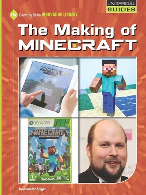 cover image of The Making of Minecraft