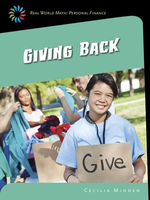 cover image of Giving Back