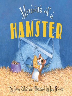 cover image of Memoirs of a Hamster
