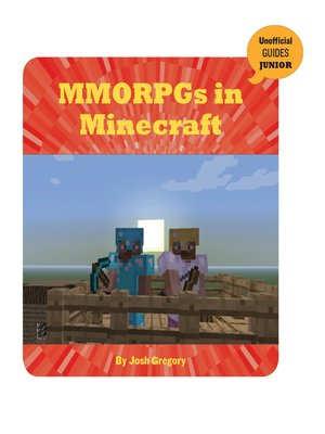 cover image of MMORPGs in Minecraft