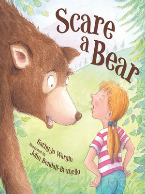 cover image of Scare a Bear