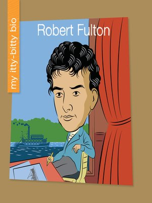 cover image of Robert Fulton