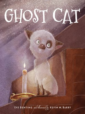 cover image of Ghost Cat