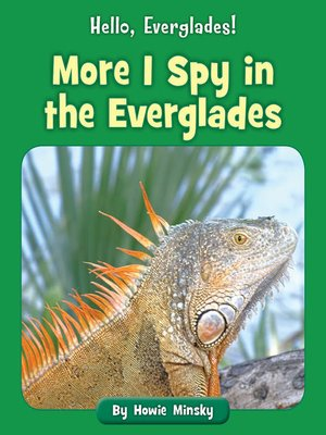 cover image of More I Spy in the Everglades