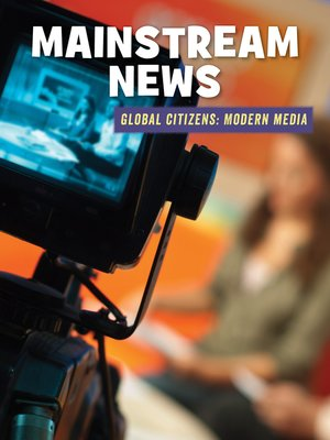 cover image of Mainstream News