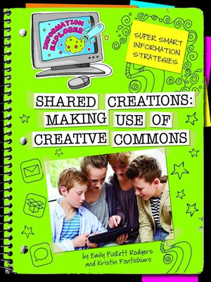 cover image of Shared Creations