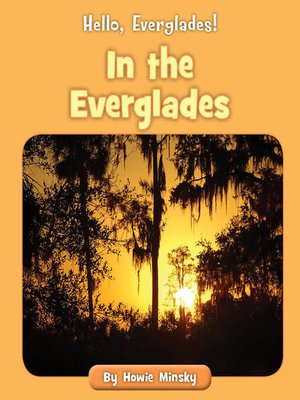 cover image of In the Everglades