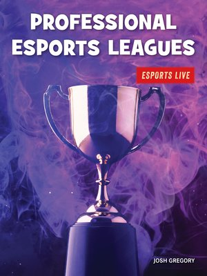cover image of Professional Esports Leagues
