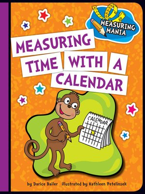 cover image of Measuring Time with a Calendar